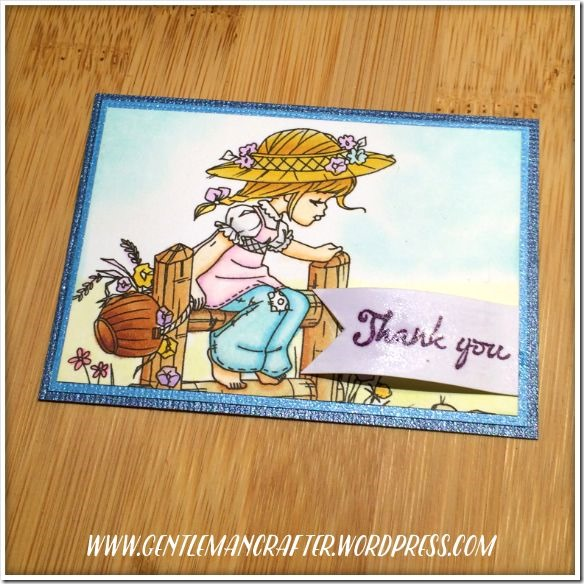 Artist Trading Card Daily 124 Simpler Times CD ROM Katy Sue Designs 1