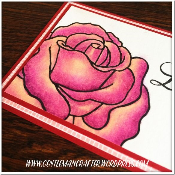 Artist Trading Card Daily 129 Love Digi Stamp 3