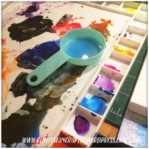 Georgina Ford Holly Tag - Paints
