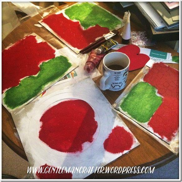 Georgina Ford - Poinsettia Heart 1