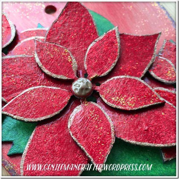 Georgina Ford - Poinsettia Heart 3