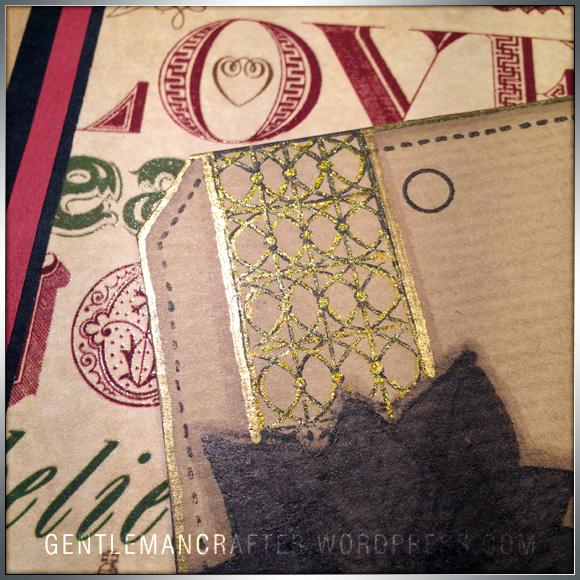 Georgina Ford Poinsettia Stamp Step (3)