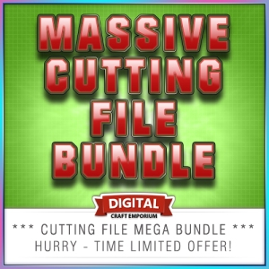 Cutting File Bundle Preview