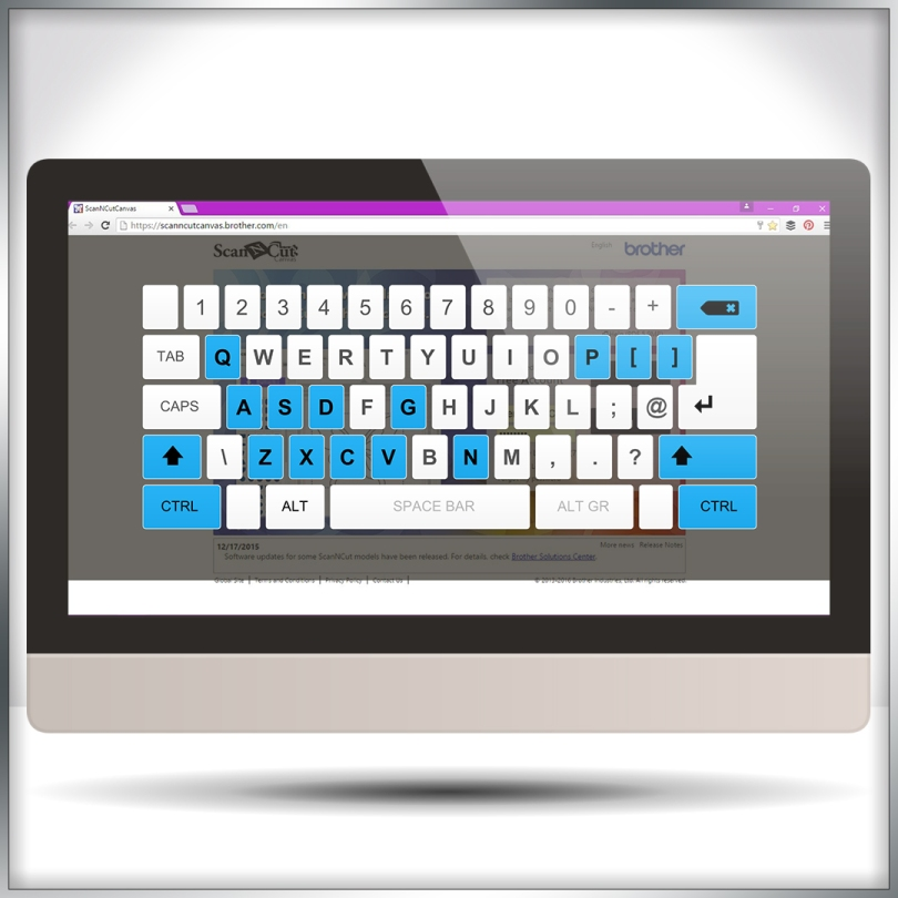 Keyboard Shortcuts In Scan N Cut Canvas Blog Post Featured Image
