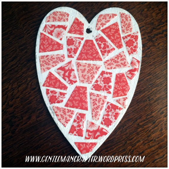 Tim Holtz Paper Mosaic Make - 3
