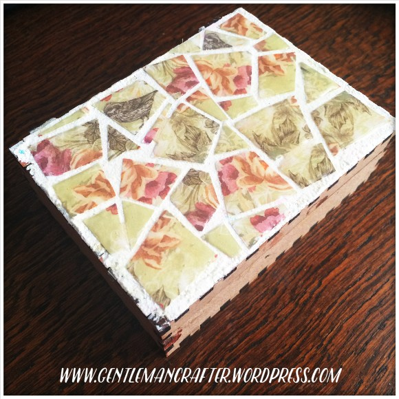 Tim Holtz Paper Mosaic Make - 6