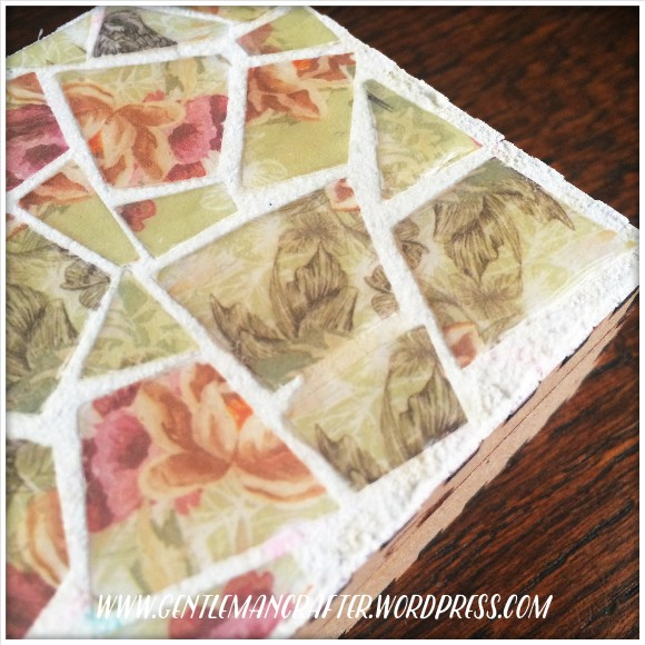 Tim Holtz Paper Mosaic Make - 7