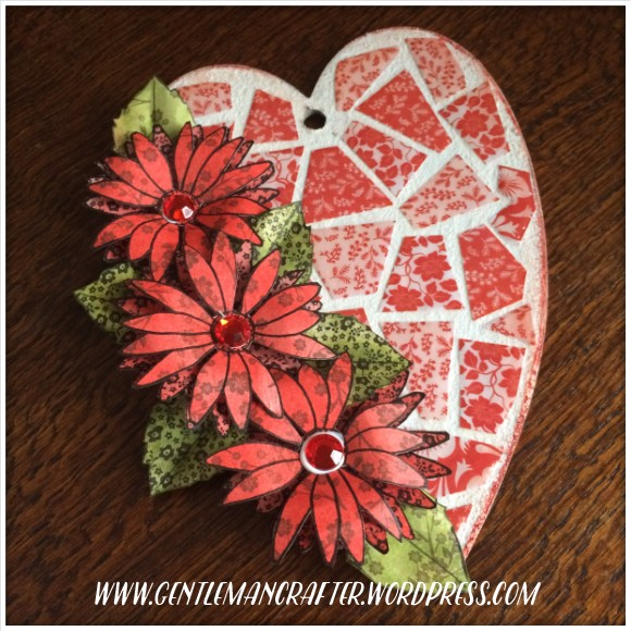 Tim Holtz Paper Mosaic Make - 8