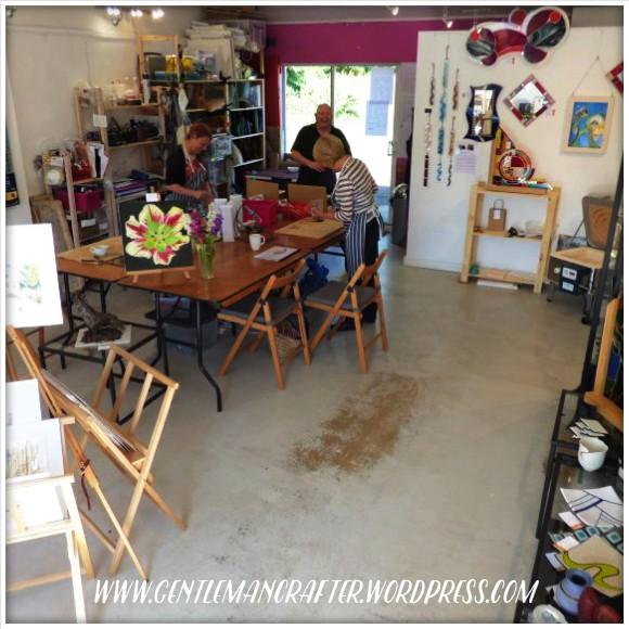 Vitreus Art - Workshop Northamptonshire 2