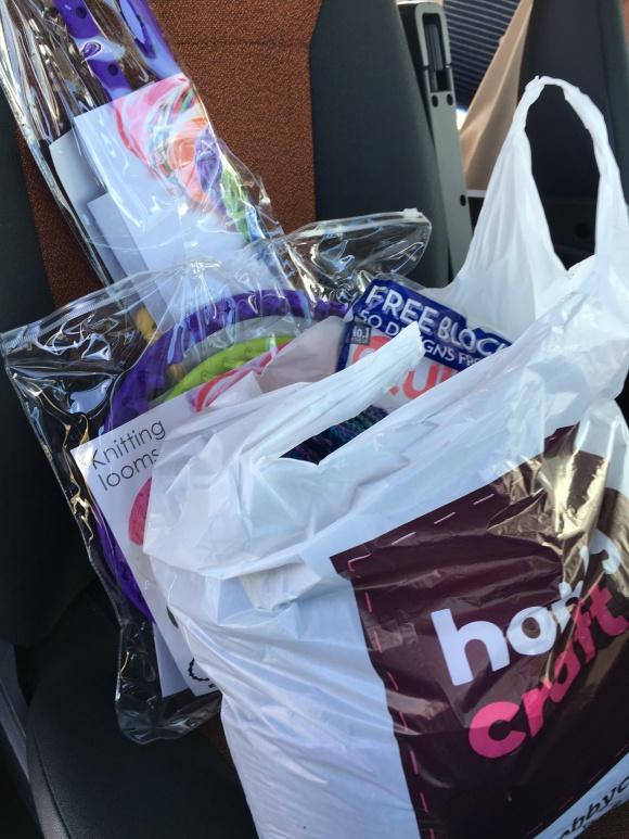 Hobbycraft Shopping Haul