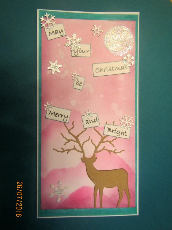 Card by Kelly Stallard