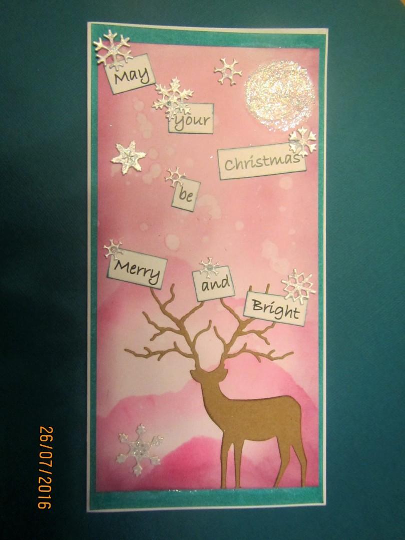 Card by Kelly Stallard