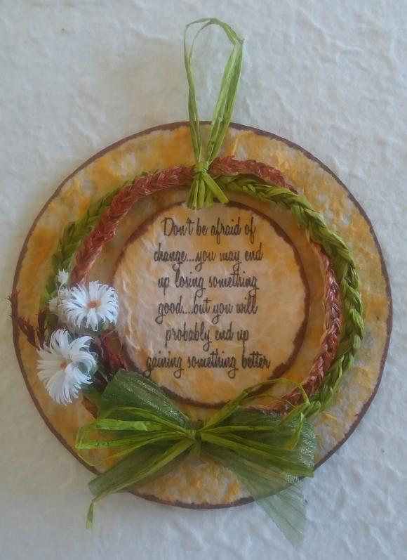 Wreath by Judy Del Perugia