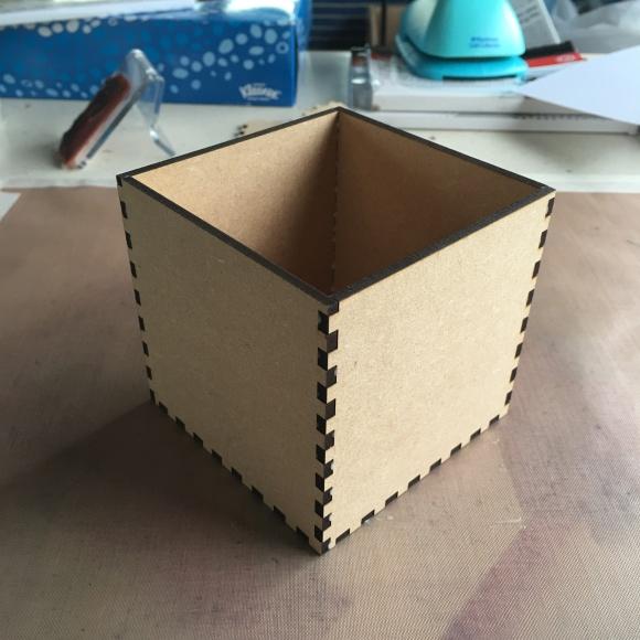 Fernli Designs MDF Box