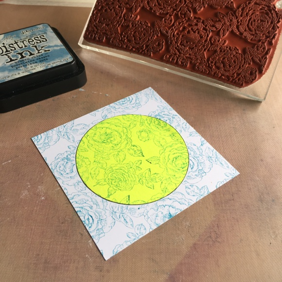 Cover-A-Card rubber stamp from Impression Obsession