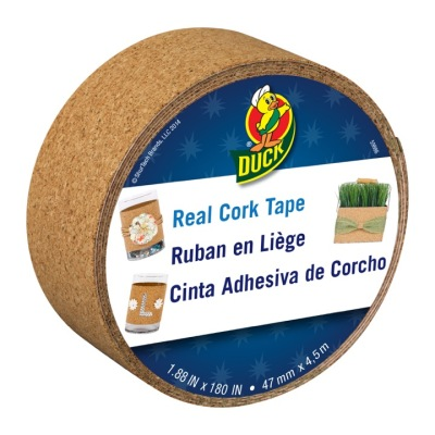 Duck Tape Cork Tape