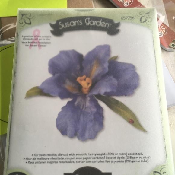 Susan's Garden Sizzix Thinlet Die Set
