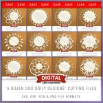 Didi Doiley Cutting File Bundle From Digital Craft Emporium