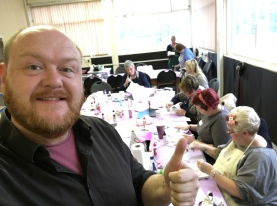 All Counties Craft Challenge Diary - Aberdeen Papeterie