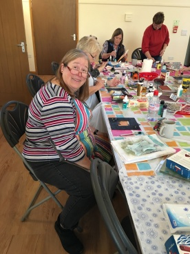 All Counties Craft Challenge Diary