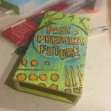 MDF Matchbox Memory Box