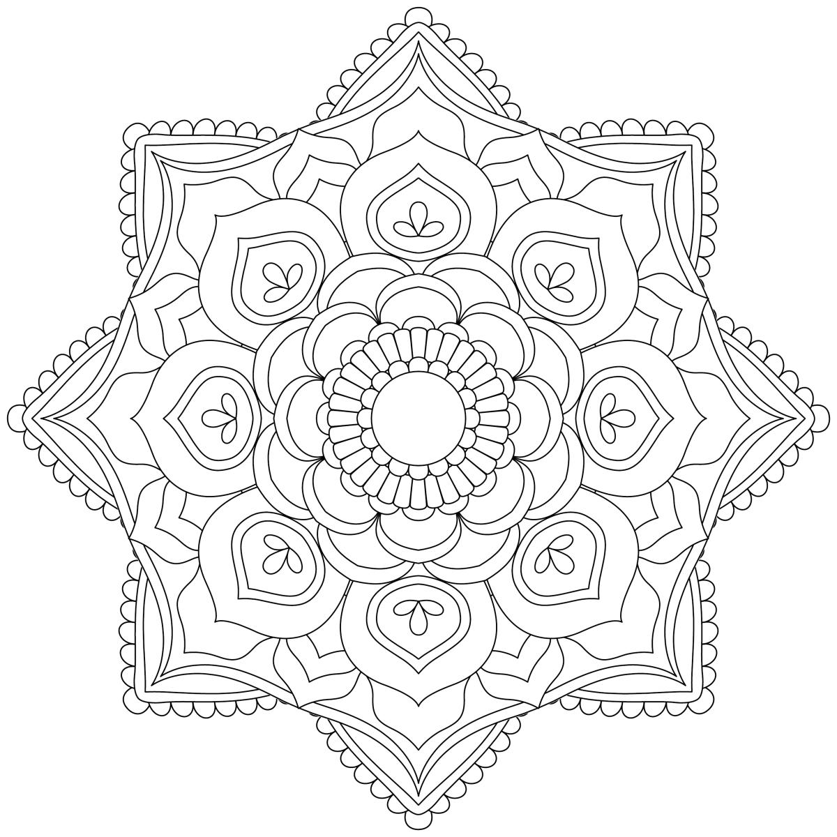 Mandala Monday 4
