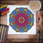 Mandala Monday Free Download To Colour In