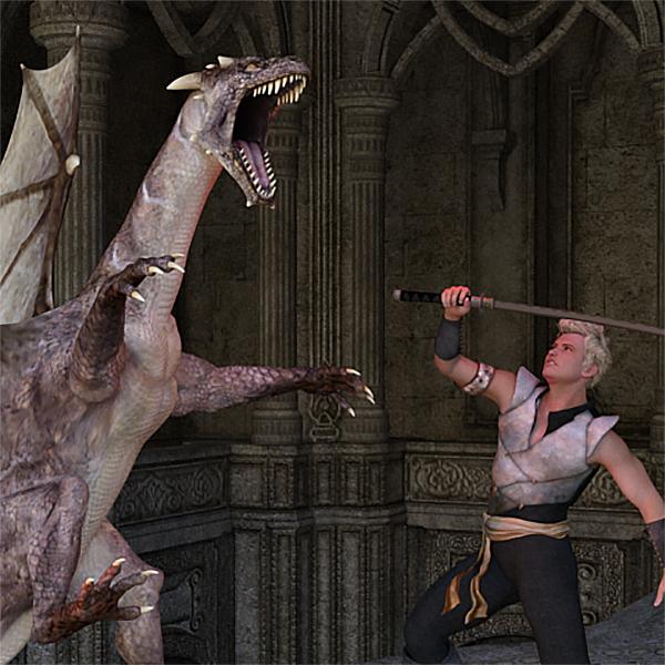 dragon-slayer-scene-preview