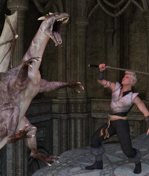 dragon-slayer-scene