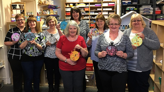 All Counties Craft Challenge Diary - Dumfries 7