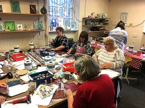 All Counties Craft Challenge Diary - Dumfries 8