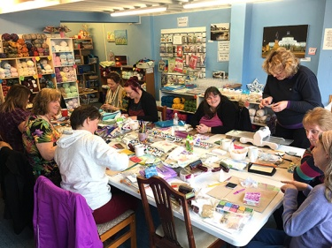 All Counties Craft Challenge Diary Four Counties - Four Counties Somerset 5