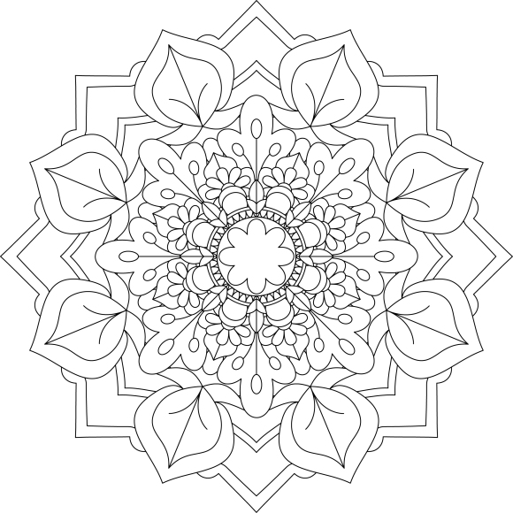 Mandala Monday Preview 16 Free Design To Download And Colour In