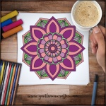 Mandala Monday 17 Free Design To Download And Colour In