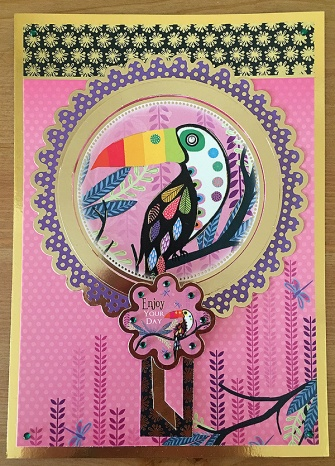 Card Making Quickie - 5.1