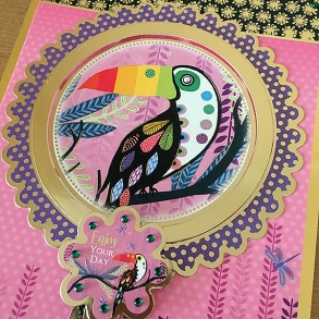 Card Making Quickie - 5.2