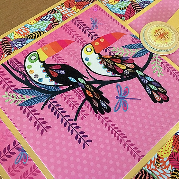 Card Making Quickie - 7