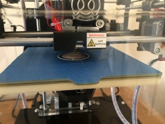My First 3d Print with the Print Rite CoLiDo Compact 7