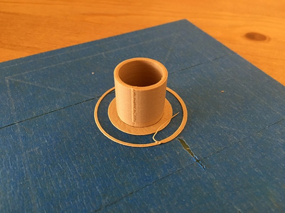 My First 3d Print with the Print Rite CoLiDo Compact 9
