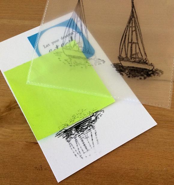 Stamp It Sunday 2 - Set Sail - 10