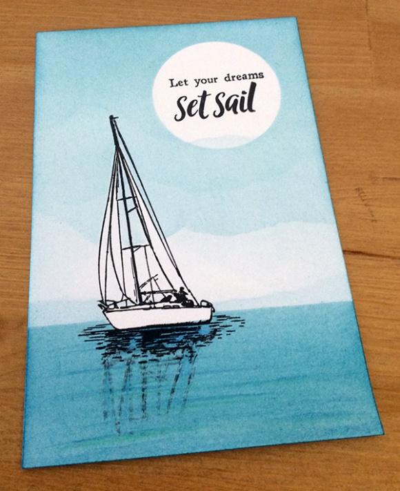 Stamp It Sunday 2 - Set Sail - 14