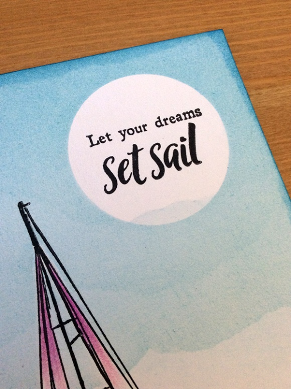 Stamp It Sunday 2 - Set Sail - 18