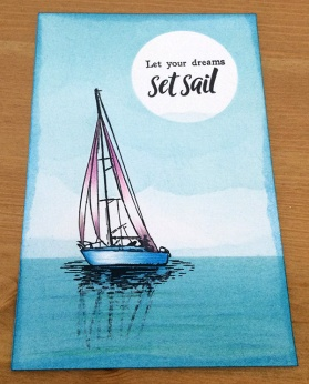 Stamp It Sunday 2 - Set Sail - 19