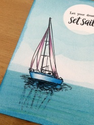 Stamp It Sunday 2 - Set Sail - 20