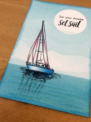 Stamp It Sunday 2 - Set Sail - 21