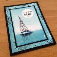 Stamp It Sunday 2 - Set Sail - 22