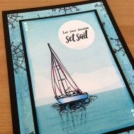 Stamp It Sunday 2 - Set Sail - 23