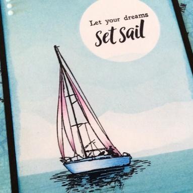 Stamp It Sunday 2 - Set Sail - 24