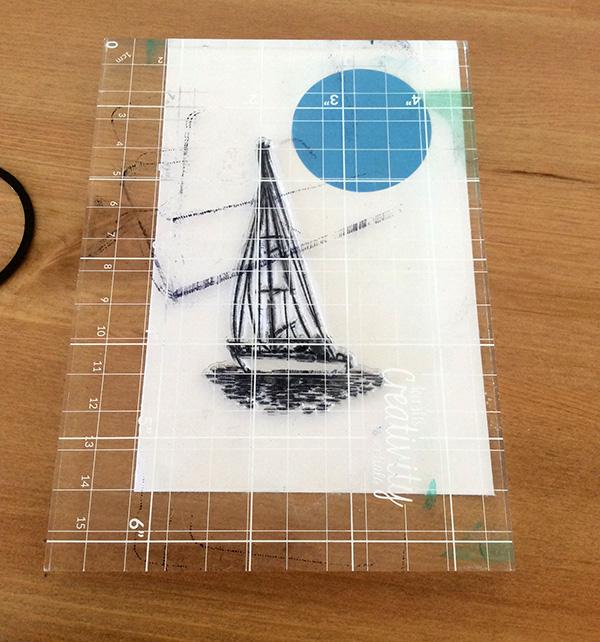 Stamp It Sunday 2 - Set Sail - 4