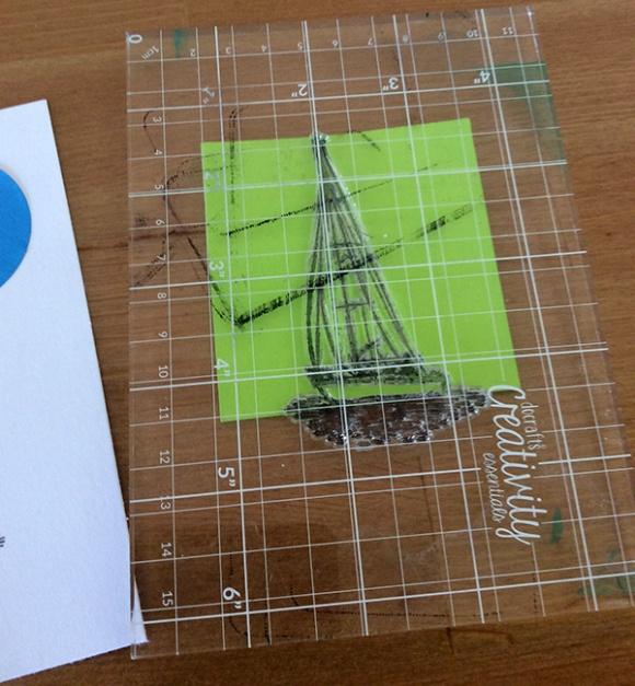 Stamp It Sunday 2 - Set Sail - 5